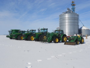 Large Farm Machinery Auction